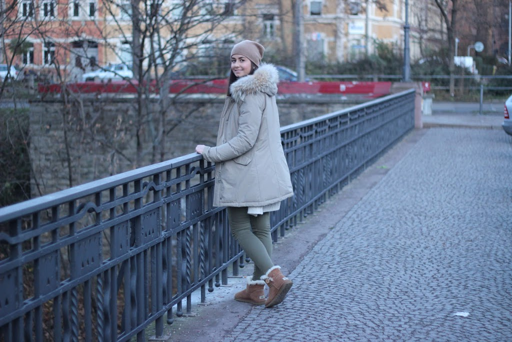 Mantel wie woolrich