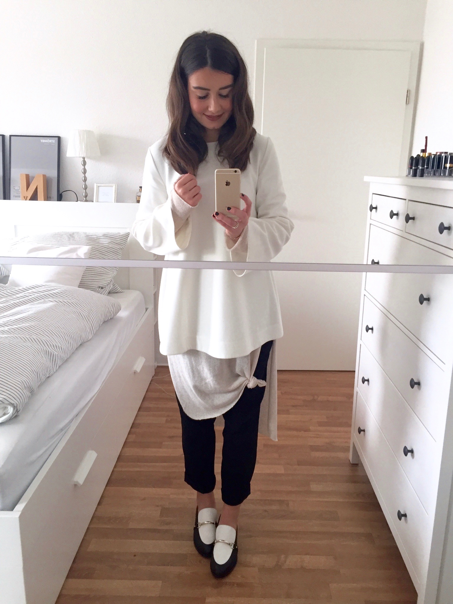 24th birthday, Geburtstag, home, party, outfit, andotherstories, layering
