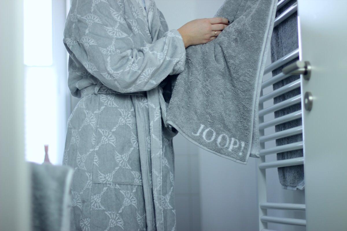 JOOP! Badezimmer, Bademantel, Living