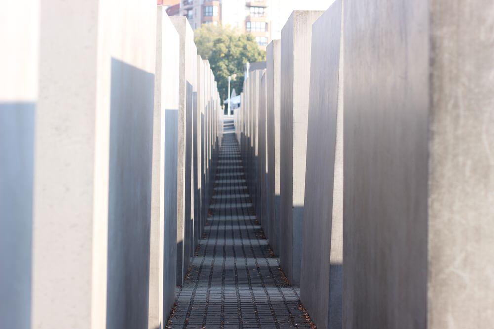 Berlin, Holocaust Denkmal, Sehenwürdigkeiten