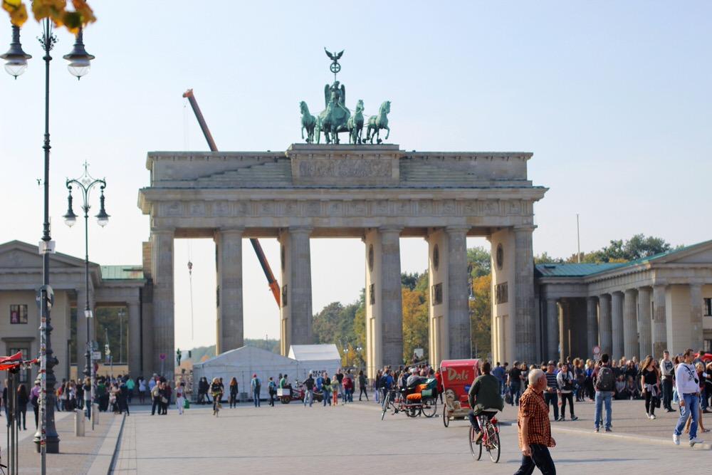 Berlin, Brandenburger Tor, Sehenwürdigkeiten