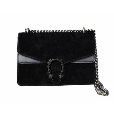 1-BuY-Street-Style-Bags-ROGGS-Snakehead-Shoulder-Bag-Black