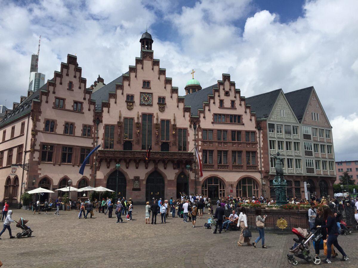 Frankfurt am Main, Villa Kennedy, Sightseeing