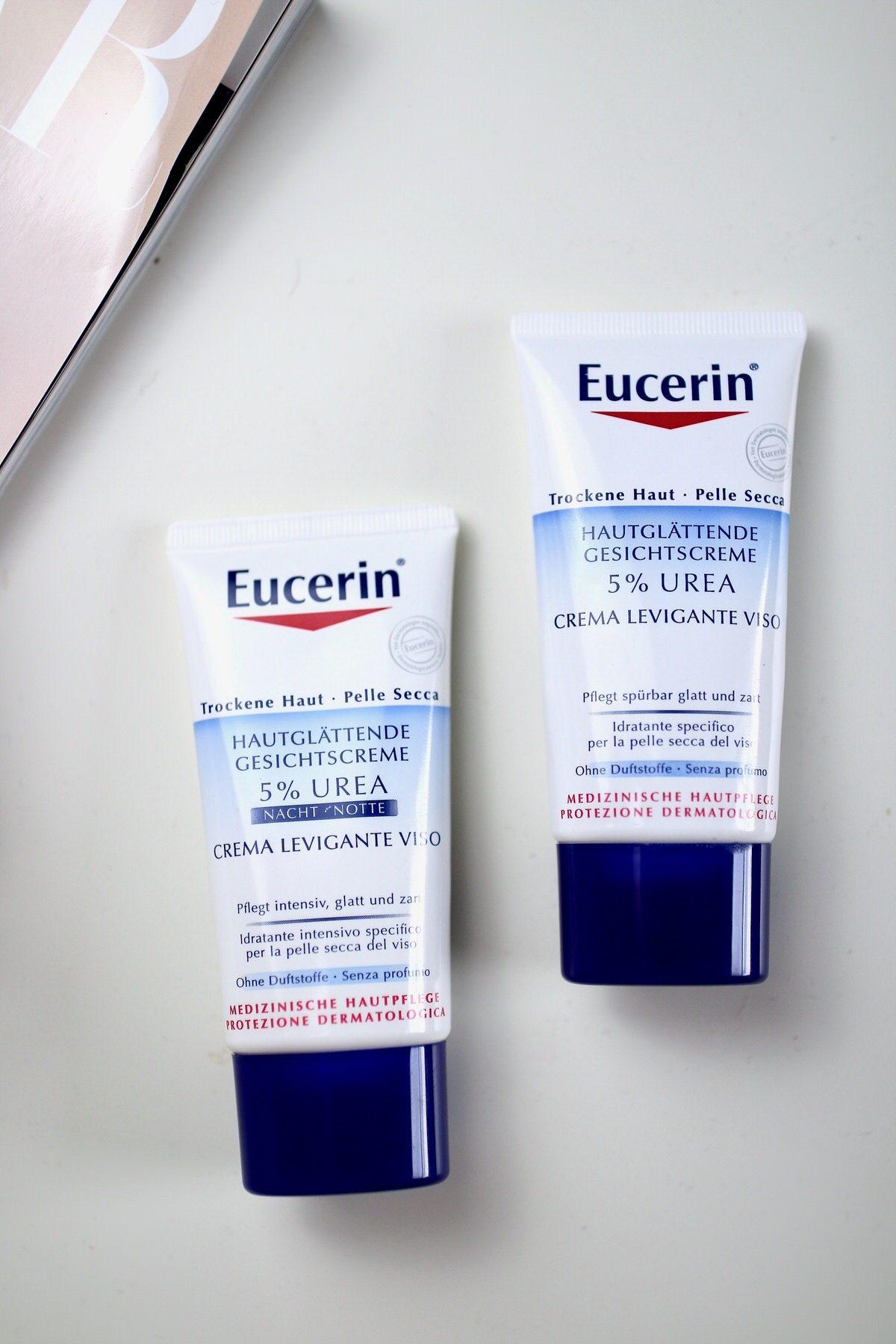 Gesichtspflege, Gesichtsreinigung, Haut, Eucerin, Avene, Thermalwasser, Tagescreme, Nachtcreme, Pflege, La Roche Posay