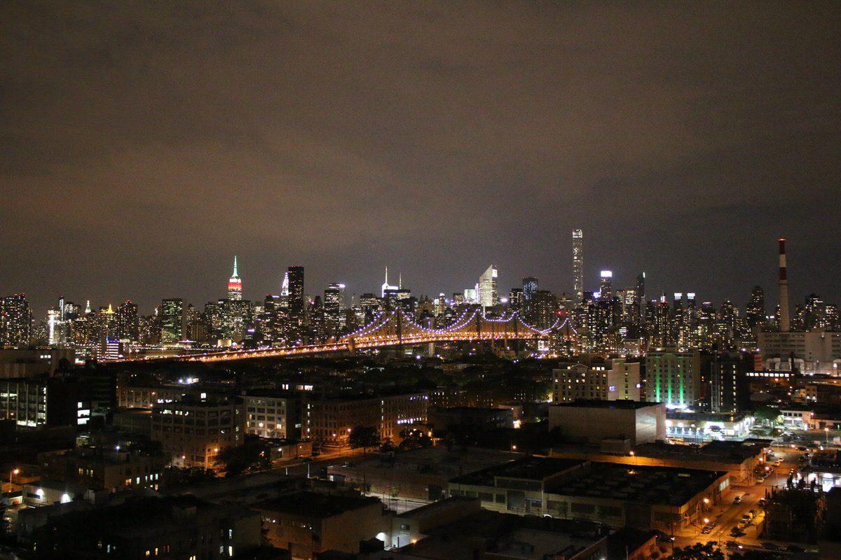 BORO Hotel New York, Brooklyn, Queens, New York, Hotel, Review, Manhattan View, Skyline