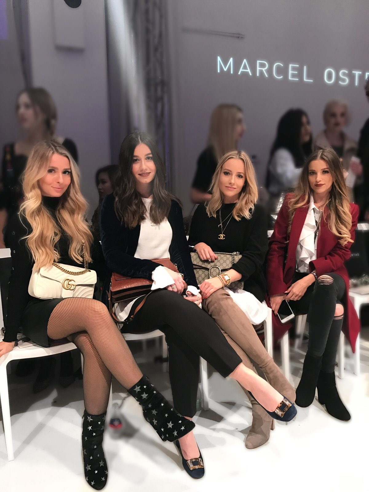 SEAT, ThisIsMii, Cosmopolitan, rS, reward style, Marcel Ostertag, Berlin, Mii, Fashion Week, Show,