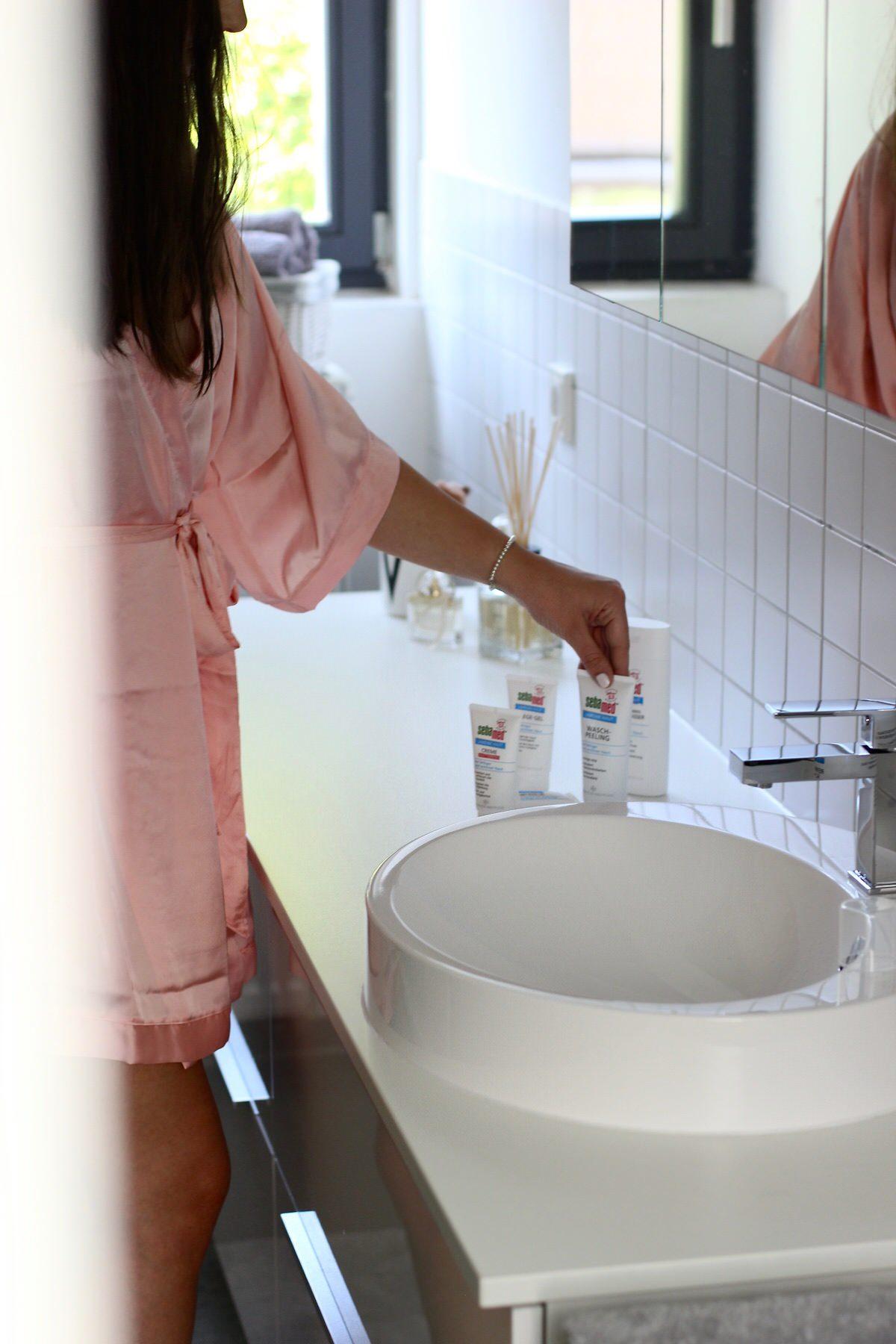 sebamed, Hautpflege, Reinigung, Creme, Reinigungsschaum, Beauty, Pflegeroutine