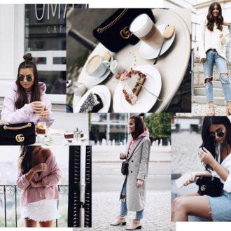 Weekly Review, Rückblick, Wochenrückblick, Gucci, Ray Ban, Levi's, Zara, H&M, Céline Trio Bag