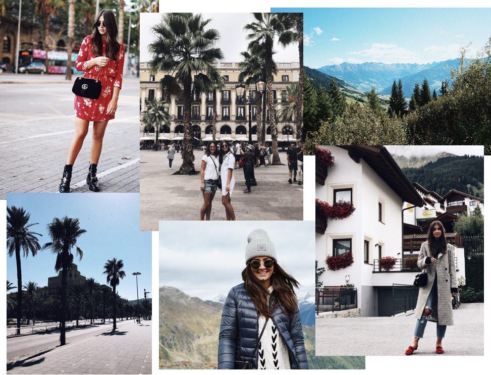 Weekly Review, Wochenrückblick, Veroniquesophie's Woche, Barcelona, Städtetrip, Sightseeing, Mädelsurlaub, Sommer, 2017, Tirol, Berge, Wandern, Serfraus Fiss Ladis