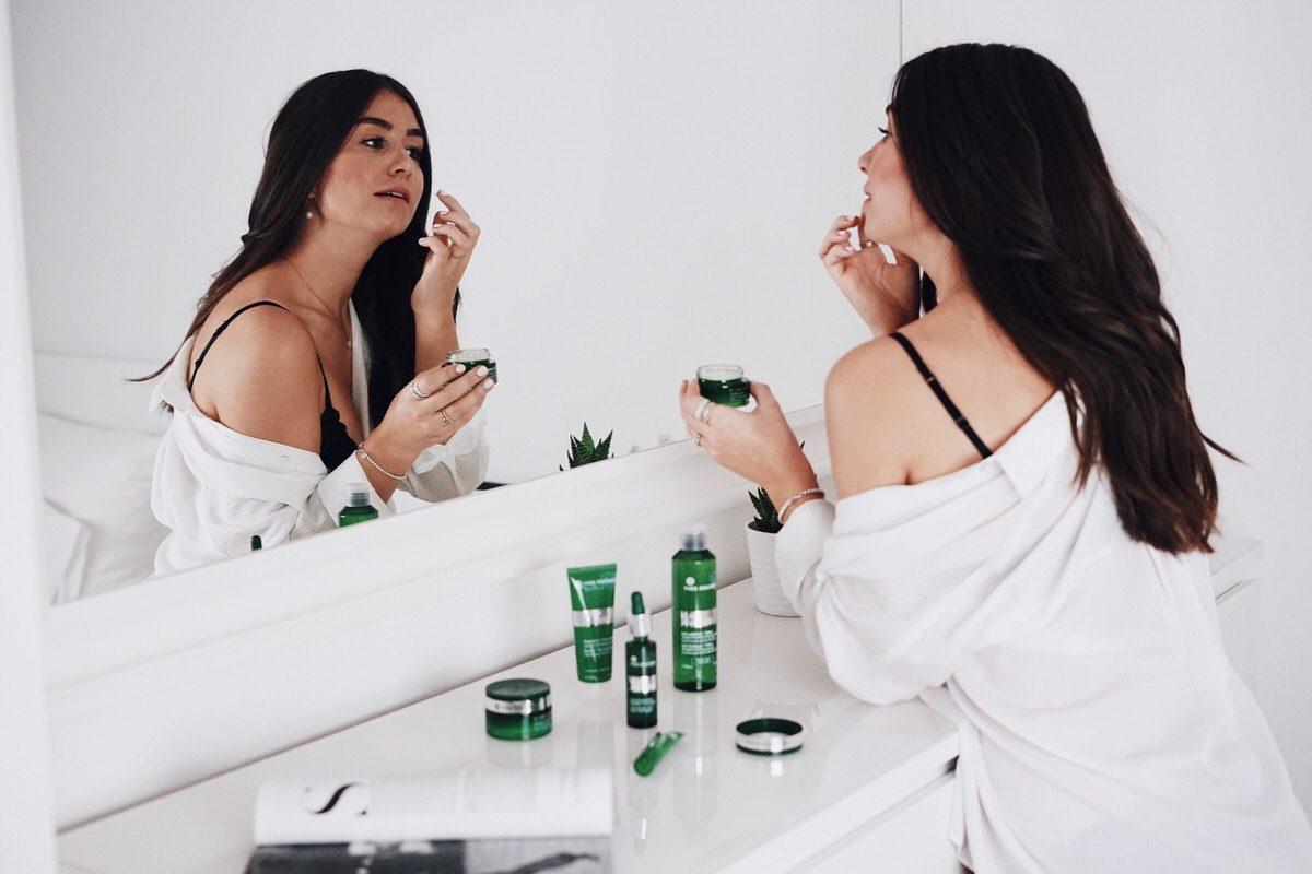 Yves Rocher, Elixir Jeunesse, Beauty, Pflege, Verwöhnprogramm, Aphloia-Extrakt, Gesichtspflege, Creme