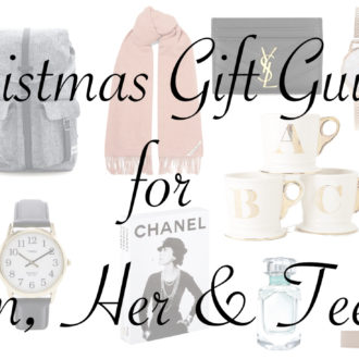 Christmas Gift Guide, 2017, Weihnachten, Geschenkideen