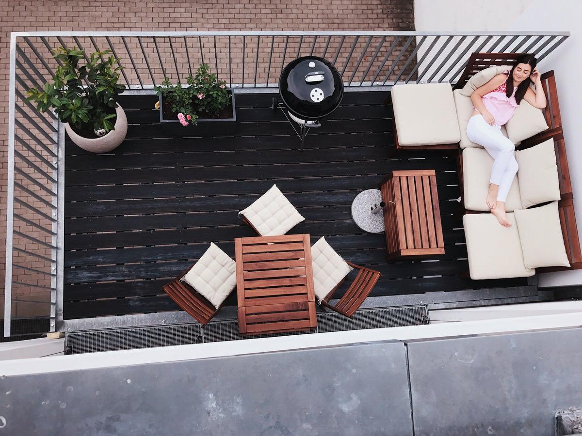 Room Tour, Interior, Küche, Einrichtung, Wohnung, Einblick, Dekoration, Möbel, Wohnungstour, Balkon, Terasse