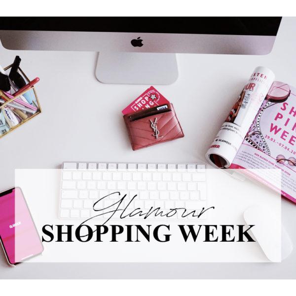 GLAMOUR Shopping Week, 2018, Sparen, Schnäppchen, Rabatt
