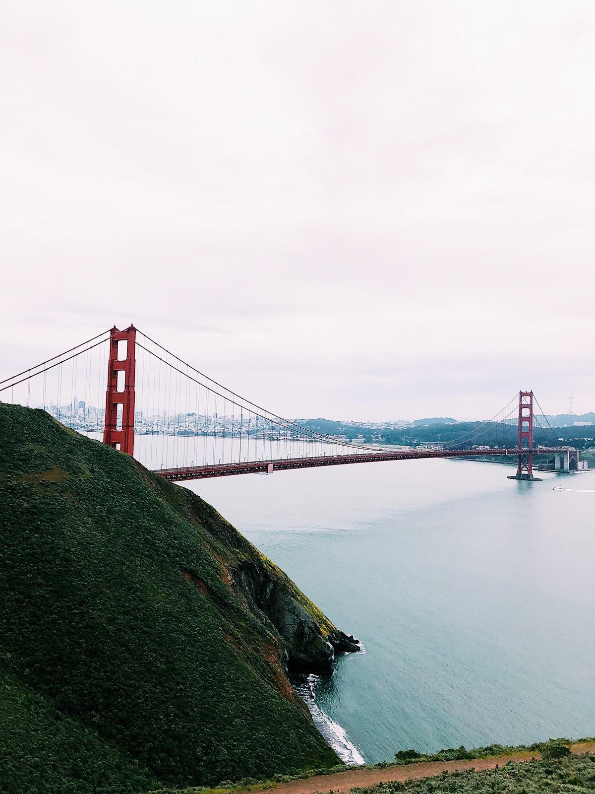 Road Trip, USA, Westküste, Kalifornien, San Francisco, Golden Gate Bridge, Painted Ladies, Cable Cars