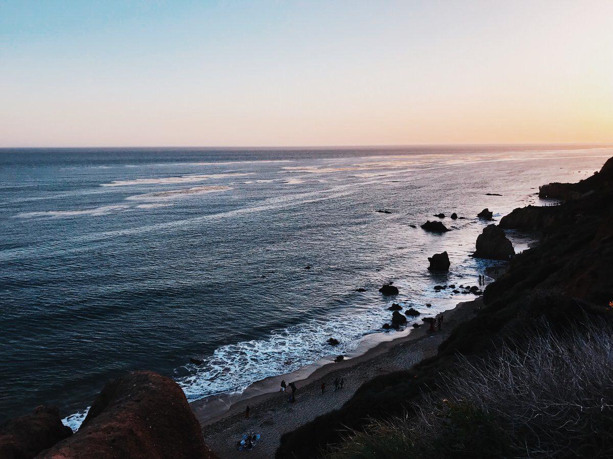 Road Trip, Los Angeles, California, Kalifornien, LA, Malibu, Malibu Beach, El Matadore State Beach