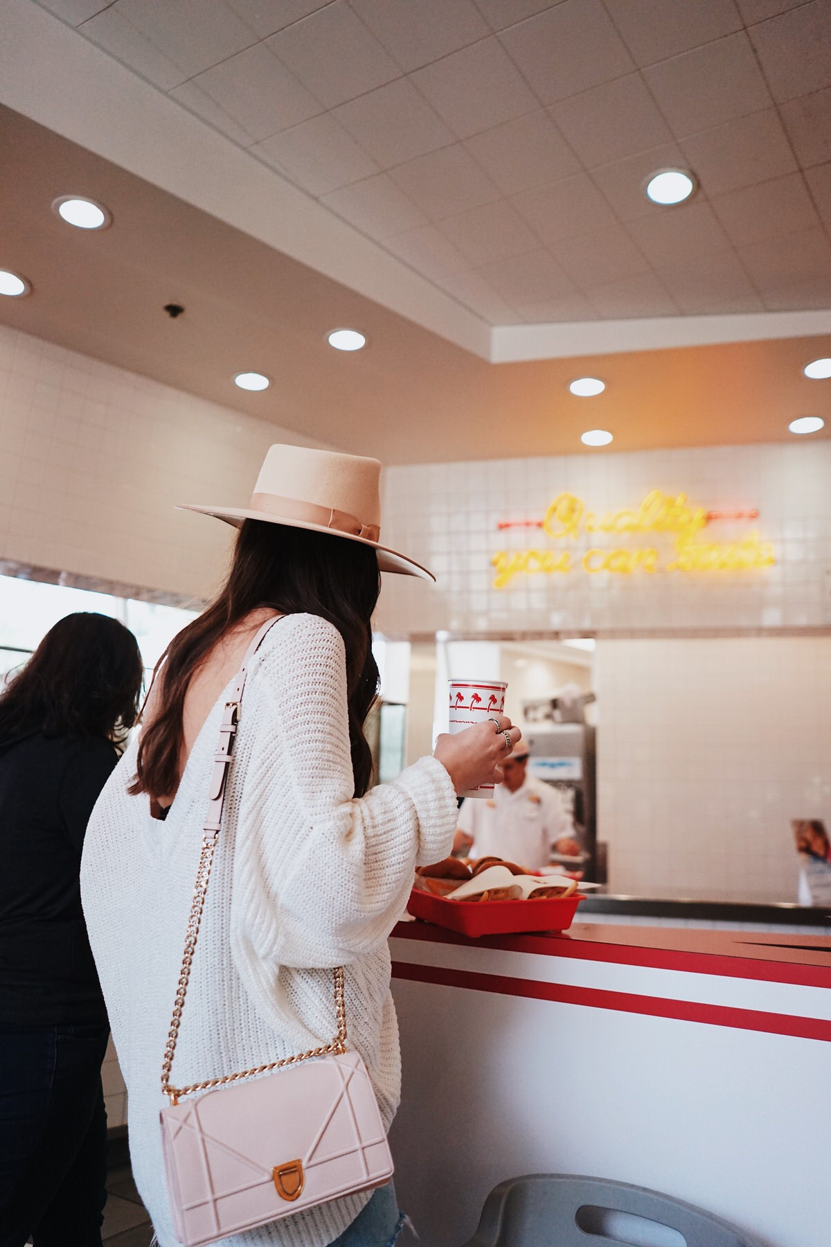 Road Trip, Los Angeles, California, Kalifornien, LA, IN-N-Out Burger