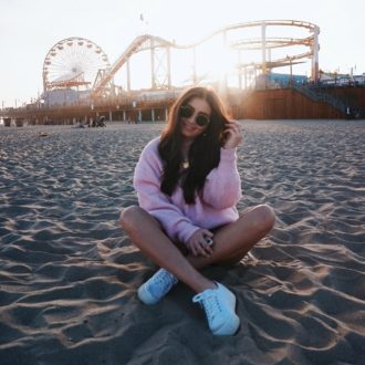 Road Trip, Los Angeles, California, Kalifornien, LA, Santa Monica, Beach, Santa Monica Pier