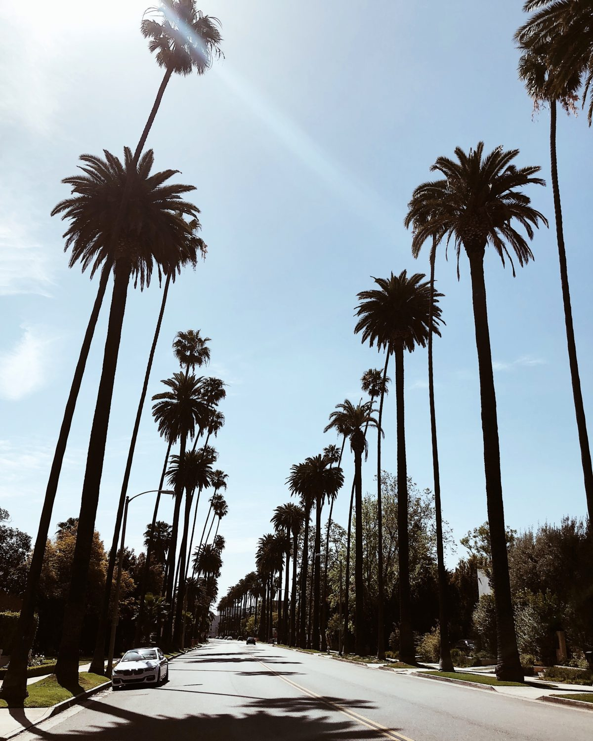 Road Trip, Los Angeles, California, Kalifornien, LA