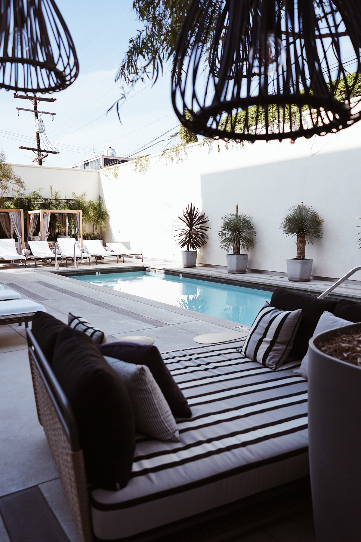 Los Angeles, Hotel, Review, Kimpton La Peer, West Hollywood, Beverly Hills