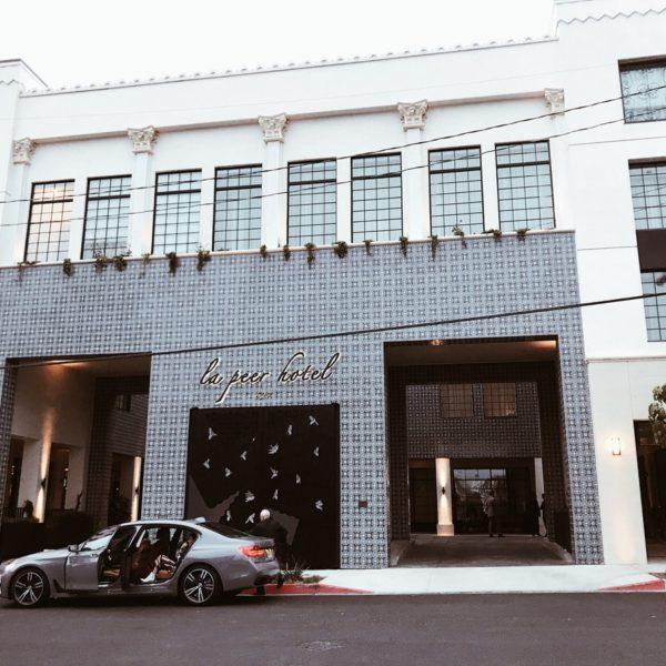 Los Angeles, Hotel, Review, Kimpton La Peer, West Hollywood, Beverly Hills