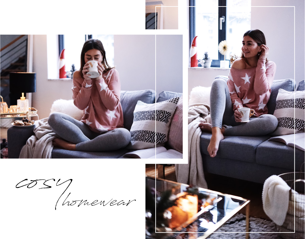 Bon Prix, Homewear, Zuhause, gemütlich, Loungewear, Winter, cozy